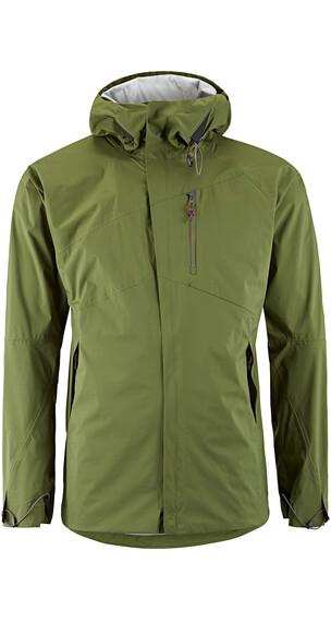 Klättermusen M's Rind Jacket Pine Green